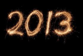 2013, capodanno, festa