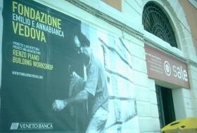 Fondazione Vedova Spazio espositivo di Renzo Piano