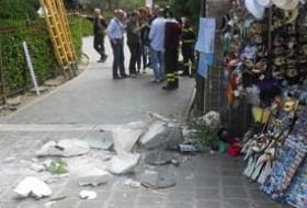 terremoto, piazzale roma, fenice