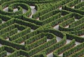 letteratura, san giorgio, Labirinto Borges